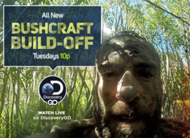 """Bushcraft build-off"""